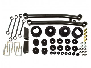 "Jeep Wrangler JL 2"" Lift Kit Suspension ComfortRide Daystar"