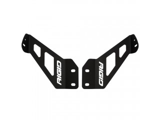 "Jeep Wrangler JL Adapt 20"" LED Hood Mount Kit"