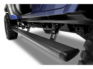 Jeep Wrangler JLU (4D) PowerStep Running Boards AMP Research