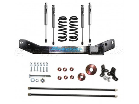 Toyota Land Cruiser LC100 IFS (LHD) 40mm Suspension Lift Kit Superior Engineering