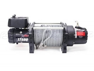 Winch XRC GEN2 17500 LBS Steel Rope Smittybilt