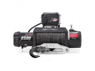 Winch XRC GEN2 9500 LBS Synthetic Rope Smittybilt