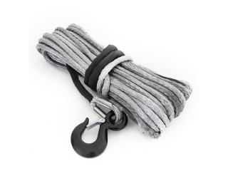 Synthetic Winch Rope Dyneema 8000 lbs Smittybilt