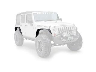 Jeep Wrangler JK Set Fenders Flares XRC Smittybilt