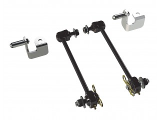 "Jeep Wrangler JK (2007-2018) Lift 3"" - 4"" Front Sway Bar Quick Disconnect Kit Teraflex"