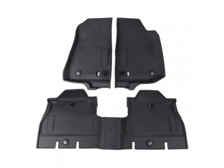 Jeep Wrangler JL (LHD) Floor Mats Front And Rear OFD