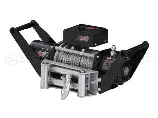 Winch Cradle With Mounting Plate Smittybilt