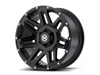 "17"" x9 6x139,70 ET18 Alloy Wheel ATX AX200 Yukon Black"