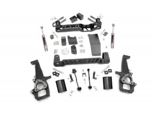 "Dodge RAM 1500 4WD (2006-2008) 6"" Lift Kit Rough Country"