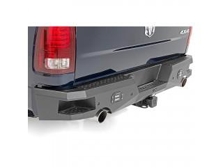 Dodge RAM 1500 (2009-2018) Heavy Duty Rear Bumper HD LED Rough Country