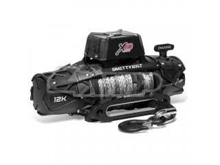 Winch XRC Gen3 12000 lbs With Synthetic Rope Smittybilt