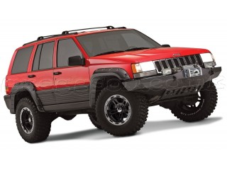 Jeep Grand Cherokee ZJ Fenders Flares Cut Out Style Bushwacker