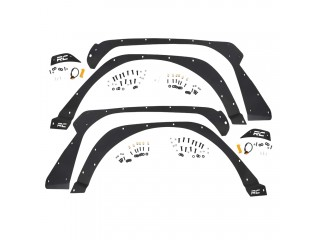 Jeep Wrangler JL Front And Rear Fender Delete Kit Rough Country