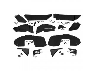 Jeep Wrangler JL Inner Fenders Set Front + Rear Rough Country