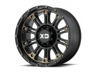 "20"" x9 6x139,7 ET18 Alloy Wheel XD 829 HOSS II Black/Bronze"