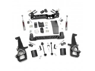 "Dodge RAM 1500 4WD (2006-2008) 4"" Lift Kit Rough Country"