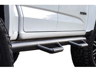 Dodge Ram 1500 (2009-2015) Stainless Steel Nerf Steps Smittybilt
