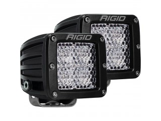 LED Light D-Series PRO Flood Diffused Rigid