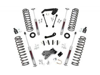 "Jeep Wrangler JK LHD (4D) 4"" Suspension Lift Kit Rough Country"