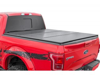"Ford F150 (2015-2018) 6' 5""  Hard Tri-Fold Bed Cover Rough Country"
