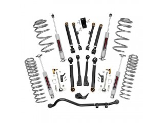 "Jeep Wrangler TJ (LHD) Lift 2,5"" Suspension kit X-Series (6CYL) Rough Country"