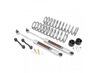 """Jeep Gladiator JT 2,5"""" Lift Suspension Kit Rough Country"""