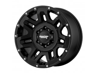 "17"" x9 5x127 ET18 Alloy Wheel Black ATX Yukon"