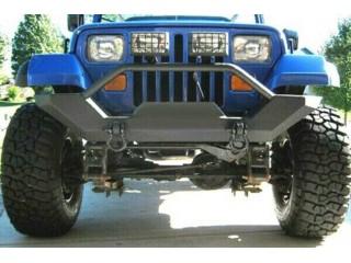 Jeep Wrangler YJ Front Bumper Rock Crawler XRC Smittybilt