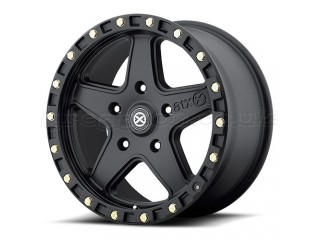 "17"" x 8,5 ET10 5x127 Alloy Wheel Black Model 194 ATX"
