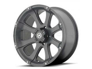 "18"" x 9 ET0 5x127 Alloy Wheel Grey Model 188 ATX"