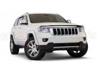 Jeep Grand Cherokee WK2 Fenders Flares Pocket Style Bushwacker