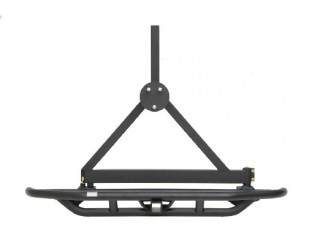 Jeep Wrangler YJ Rear Bumper Tire Carrier SRC Smittybilt