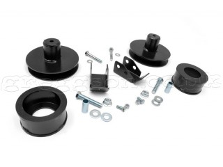 "Jeep Wrangler TJ (1997-2006) 2,5"" Lift Kit Suspension Rough Country"