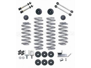 Jeep Wrangler TJ 3.5'' Lift Kit Standard Coil Rubicon Express