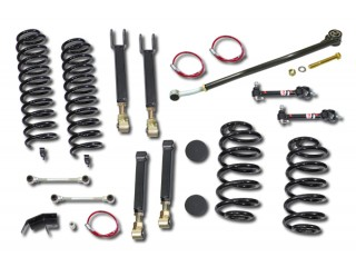 "Jeep Wrangler TJ (LHD) 4"" Lift Kit Suspension Entry Level Clayton Off Road"