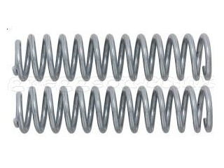 """Jeep Wrangler TJ 4,5"""" Lift Front Coil Springs Rubicon Express"""