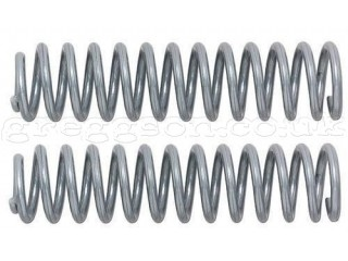 """Jeep Cherokee XJ 3,5"""" Lift Front Coil Springs Rubicon Express"""