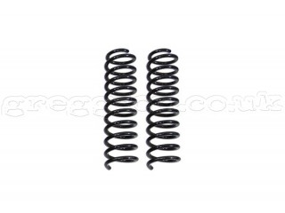 "Jeep Cherokee XJ 6,5"" Lift Front Coil Springs Clayton Off Road"
