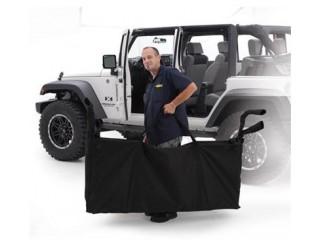 Jeep Wrangler TJ Hard Door Storage Bag Smittybilt