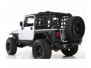 Jeep Wrangler TJ CRES2 HD Cargo Restraint Smittybilt