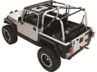 Jeep Wrangler TJ Roll Cage Kit XRC Smittybilt