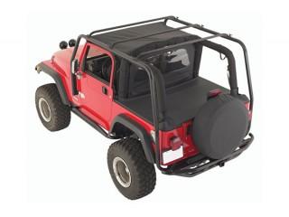 Jeep Wrangler TJ Roof Rack SRC Smittybilt