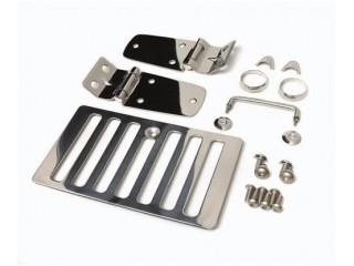 Jeep Wrangler TJ Stainless Steel Hood Kit Smittybilt