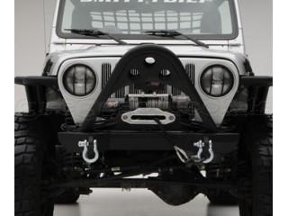 Jeep Wrangler TJ Front Bumper Stinger Smittybilt