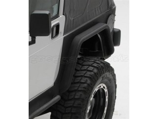 "Jeep Wrangler TJ 3"" Bolt on Flares For Corner Guards XRC Smittybilt"