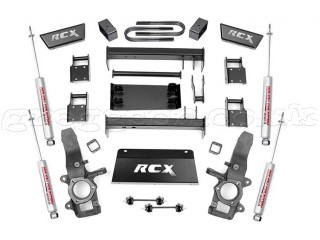 "Ford F150 4WD (1997-2003) 5"" Lift Kit Suspension Rough Country"