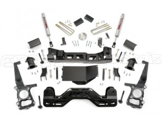 "Ford F150 4WD (2009-2010) 4"" Lift Kit Suspension Rough Country"