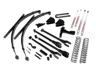 "Ford F250 (2005-2007) 8"" Lift Kit Suspension (Diesel) Rough Country"