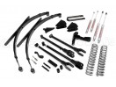 "Ford F250 LHD (2005-2007) 8"" Lift Kit Suspension (Diesel) Rough Country"