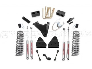 """Ford F250 (2008-2010) 4,5"""" Lift Kit Suspension Rough Country"""